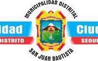 MUNICIPALIDAD DISTRITAL DE SAN JUAN BAUTISTA- HUAMANGA  AYACUCHO